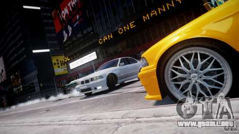 BMW 318i Light Tuning v1.1 para GTA 4 ruedas