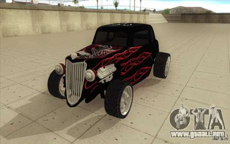 Ford Hot Rod 1934 v2 para GTA San Andreas