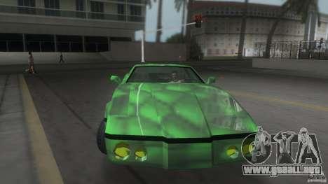 Reptilien banshee para GTA Vice City visión correcta
