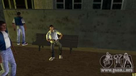 Cleo Parkour v4 para GTA Vice City segunda pantalla