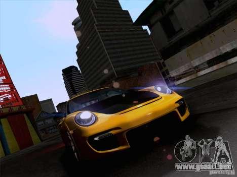 Realistic Graphics HD 3.0 para GTA San Andreas segunda pantalla