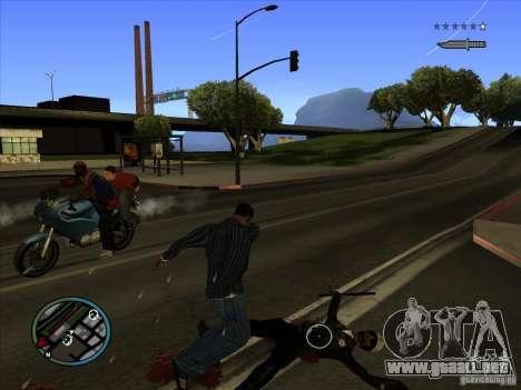 GTA IV TARGET SYSTEM 3.2 para GTA San Andreas séptima pantalla