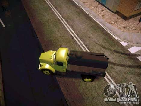 GAZ 51 Assinizator para GTA San Andreas left