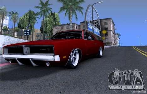 ENBSeries by HunterBoobs v3.0 para GTA San Andreas sexta pantalla