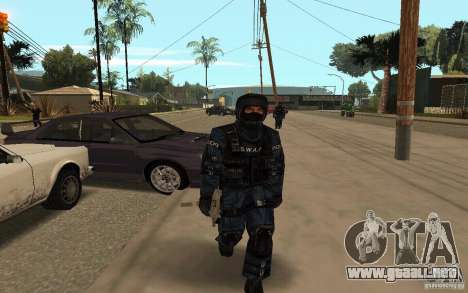 Alternative urban para GTA San Andreas