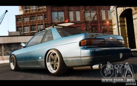 Nissan Onevia para GTA 4 left