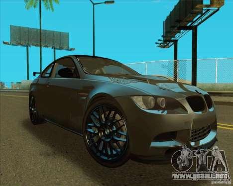 New Playable ENB Series para GTA San Andreas tercera pantalla