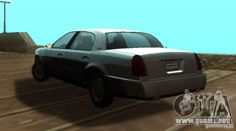 Washington de GTA IV para GTA San Andreas left