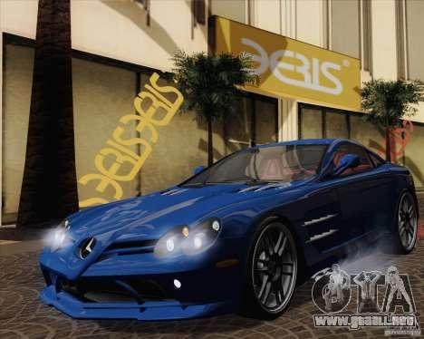 Optix ENBSeries para PC de tamaño mediano para GTA San Andreas quinta pantalla