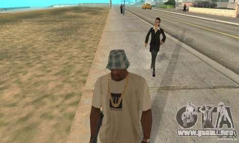 Hipnosis en San Andreas para GTA San Andreas tercera pantalla