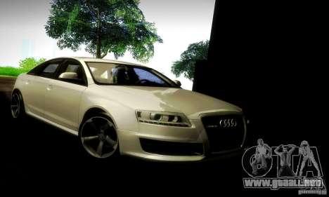 Audi RS6 TT para GTA San Andreas
