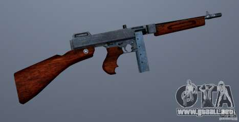 WW2 Era U.S. Weaponspack para GTA Vice City segunda pantalla