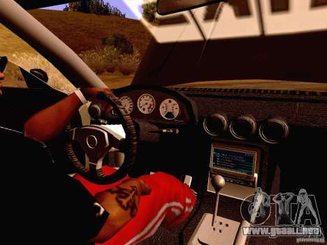 Nissan Silvia S15 By Blaze para la visión correcta GTA San Andreas