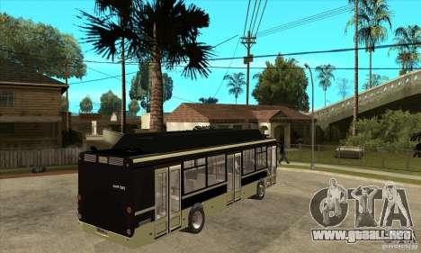 LIAZ 5256 para la visión correcta GTA San Andreas
