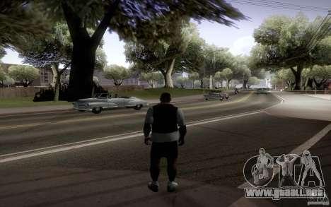 StreamMemFix2.2 para GTA San Andreas sexta pantalla