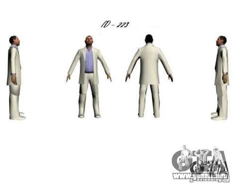 La Cosa Nostra para GTA San Andreas quinta pantalla