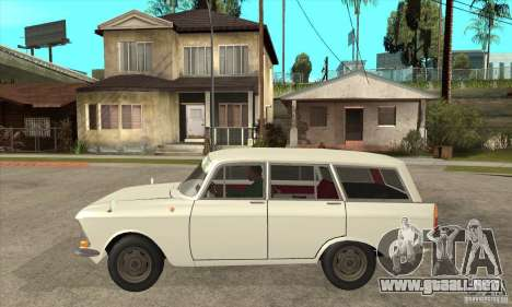 AZLK 427 para GTA San Andreas left