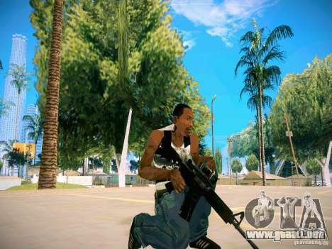 Armas Pack HD para GTA San Andreas sexta pantalla