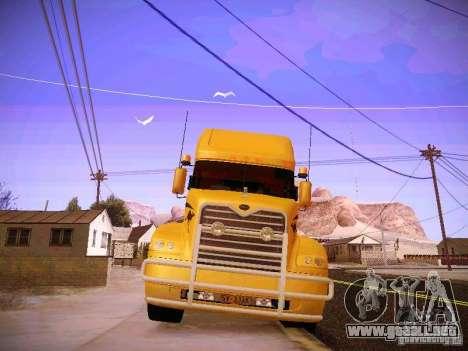 Mack Vision para visión interna GTA San Andreas