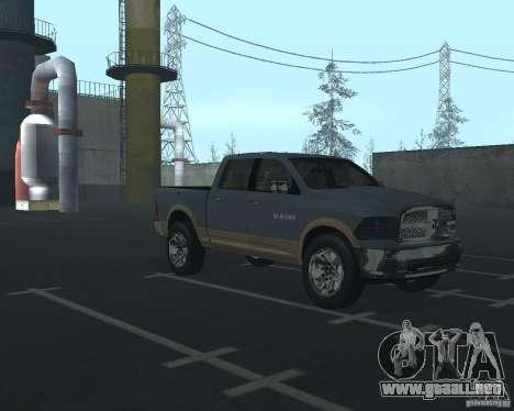 Dodge Ram Hemi para GTA San Andreas