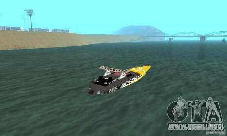 Cesa Offshore para GTA San Andreas left