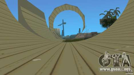 Sunshine Stunt Set para GTA Vice City quinta pantalla
