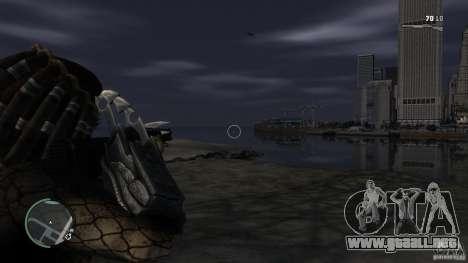 Predator Predator para GTA 4 tercera pantalla