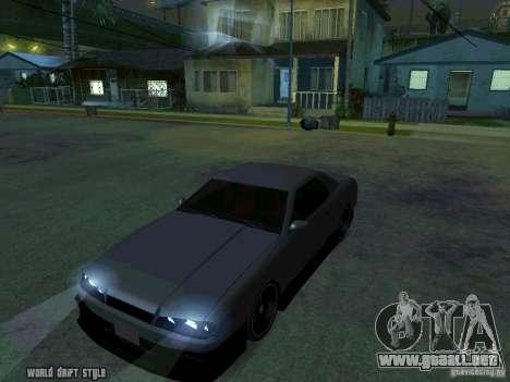 ELEGY BY CREDDY para la visión correcta GTA San Andreas