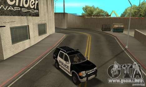 Ford Explorer 2002 para GTA San Andreas