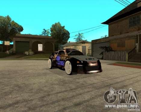 Mitsubishi Eclipse RZ 1998 para la visión correcta GTA San Andreas