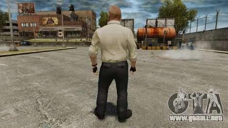 Jason Hudson para GTA 4 quinta pantalla