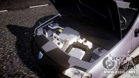 Dacia Logan Pick-up ELIA tuned para GTA 4 interior