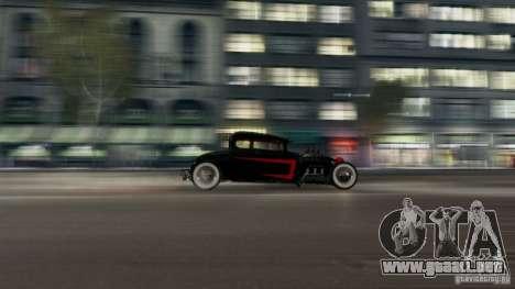 Smith 34 Hot Rod para GTA 4 visión correcta