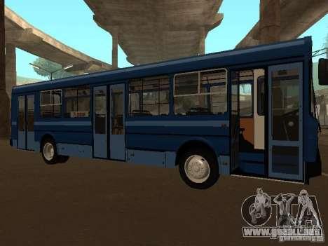 YAZ 5267 para GTA San Andreas left