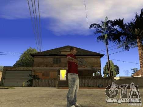 M82 para GTA San Andreas tercera pantalla
