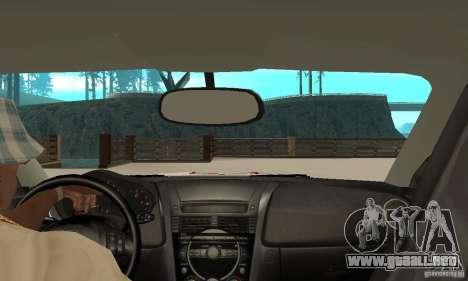 Mazda RX-8 NFS ProStreet para GTA San Andreas vista hacia atrás