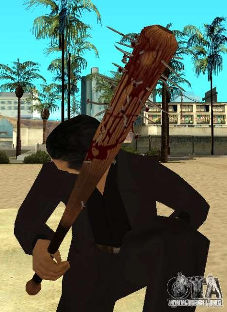 Pedacitos del sangrientos con clavos HD para GTA San Andreas