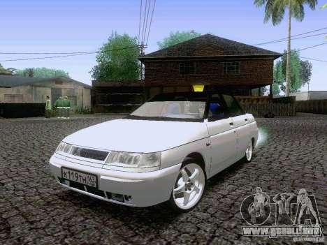 LADA 21103 Maxi para GTA San Andreas left