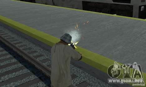 New Effects para GTA San Andreas tercera pantalla