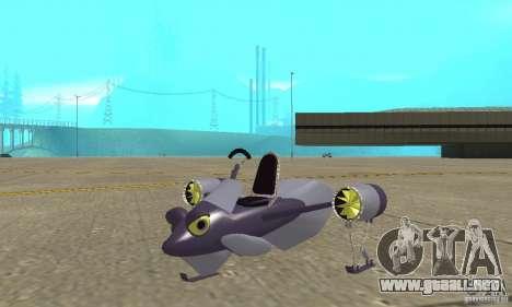 Flying Fish para GTA San Andreas