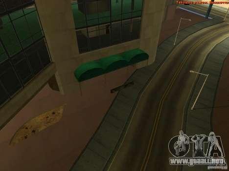 20th floor Mod V2 (Real Office) para GTA San Andreas segunda pantalla