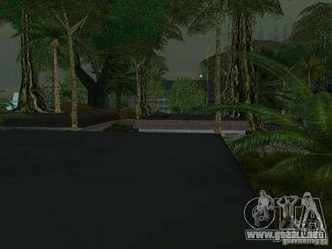 El misterio de las islas tropicales para GTA San Andreas novena de pantalla