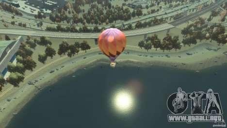 Balloon Tours option 1 para GTA 4 Vista posterior izquierda