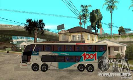 Marcopolo Paradiso 1800 G6 8x2 para GTA San Andreas left