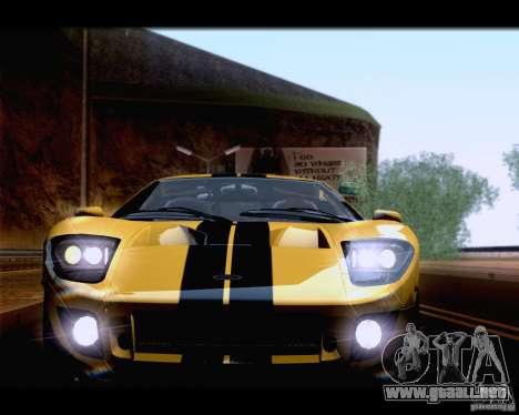 ENBSeries SA_NGGE para GTA San Andreas segunda pantalla