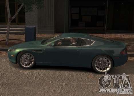 Aston Martin DB9 2008 v 1.0 para GTA motor 4