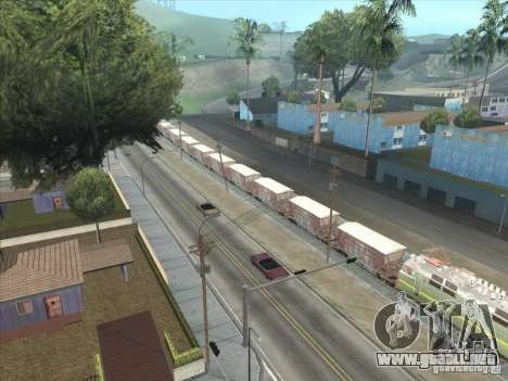 Carros para vista lateral GTA San Andreas
