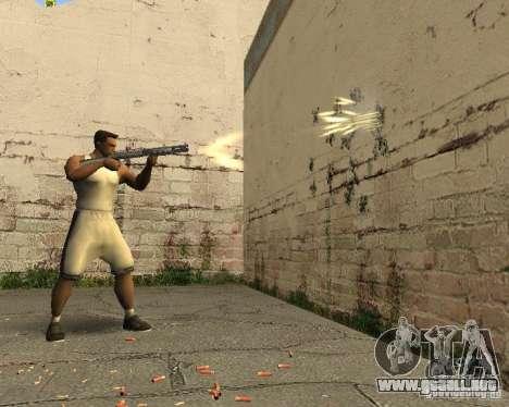 Estos forros (mangas) para GTA San Andreas