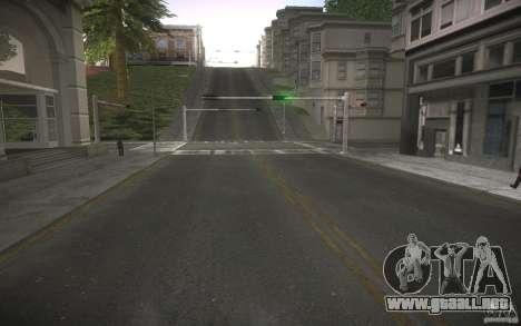 HD Road v 2.0 Final para GTA San Andreas