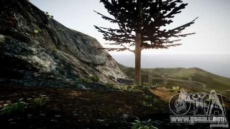 GhostPeakMountain para GTA 4 sexto de pantalla